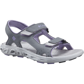 Columbia Techsun Vent Sandalen Kinderen, tradewinds grey/white violet